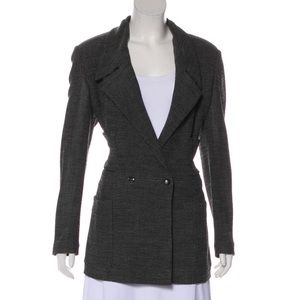 Chanel 1997 vintage woven jacket